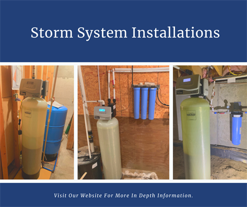 Storm System Installations