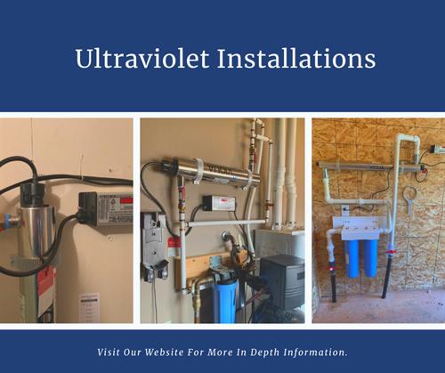 Ultraviolet Installations