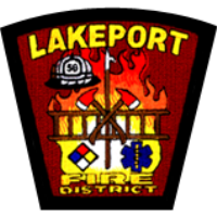 Lakeport Volunteer Fire Donations Request