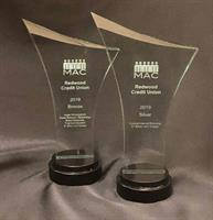 Redwood Credit Union Wins Two MAC Awards
