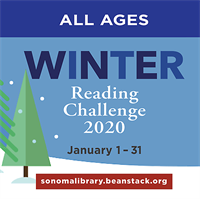 Library urges community to join Winter Reading Challenge