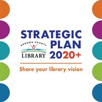 Library seeks public input on strategic plan
