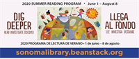 Summer reading with the library