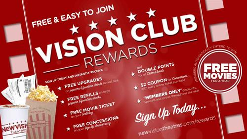 New Vision Rewards