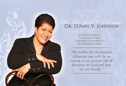 Dr. D'Ann V. Johson