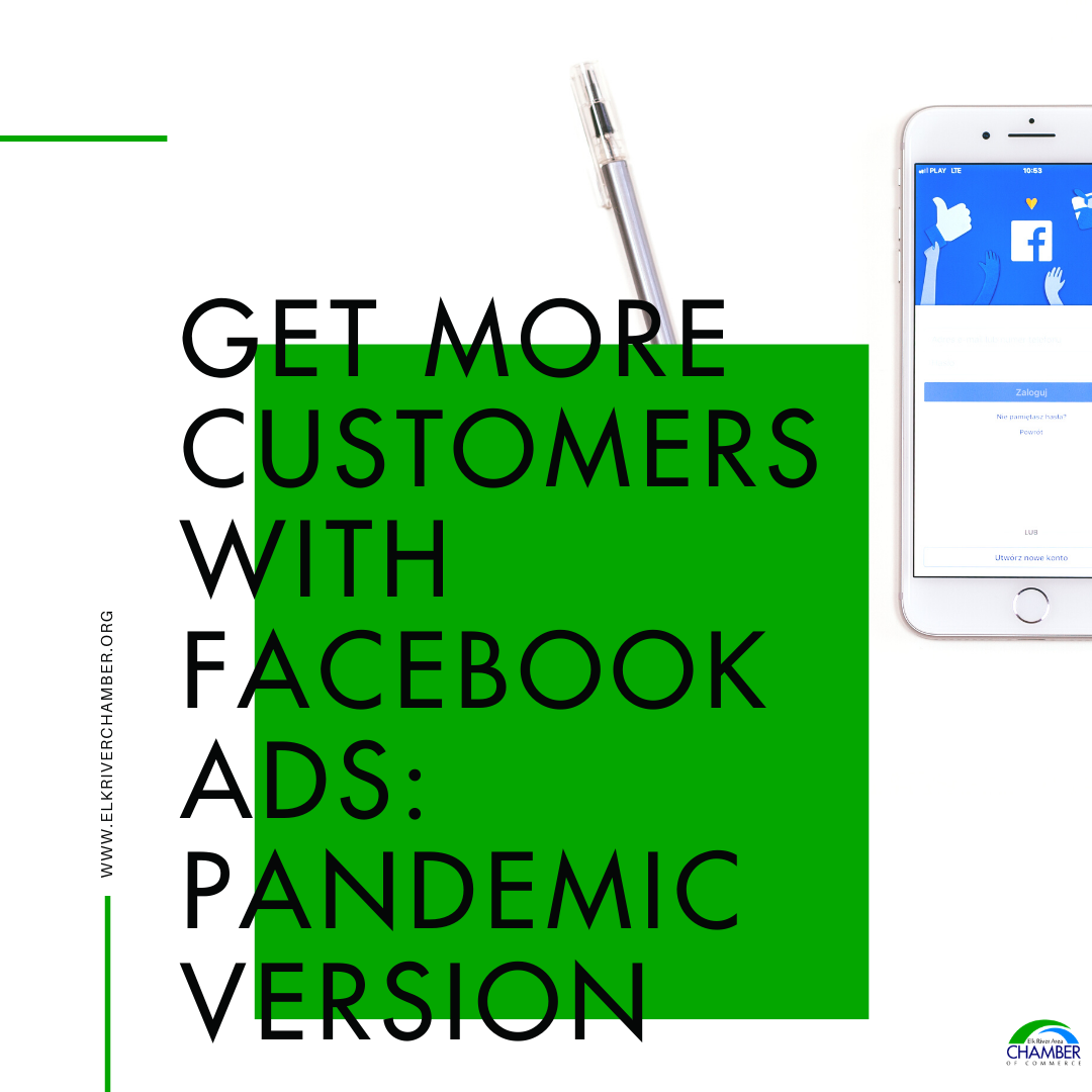 Get More Customers with Facebook Ads: Pandemic Version