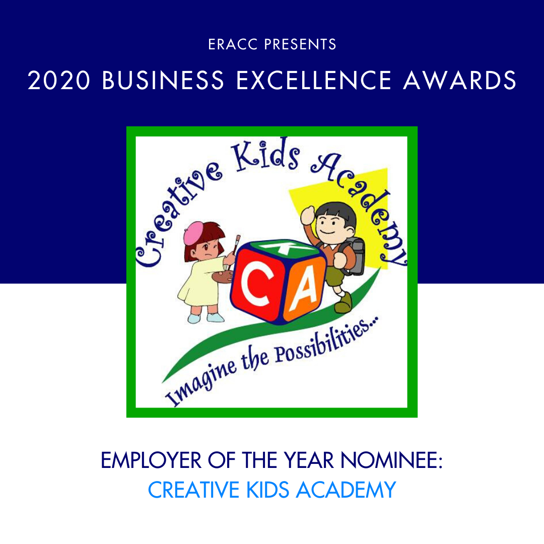 Employer of the Year Nominee: Creative Kids Academy