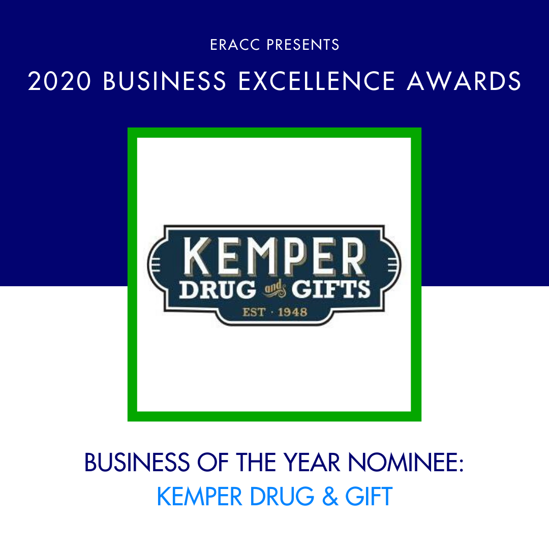 Image for Business of the Year Nominee: Kemper Drug & Gift