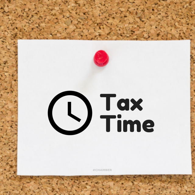 April 15 is a great day to talk seriously about taxes