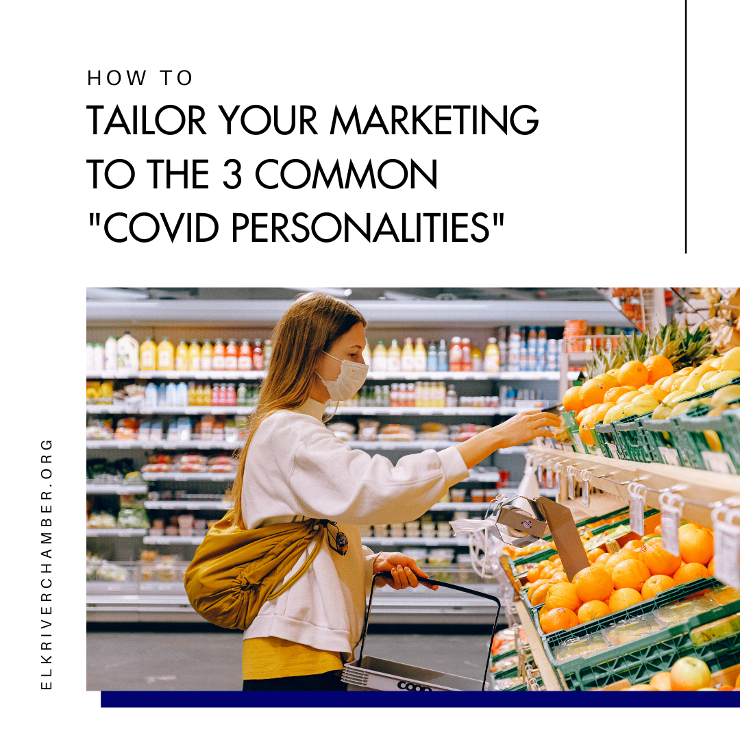 3 Common COVID Personalities and How to Market to Them