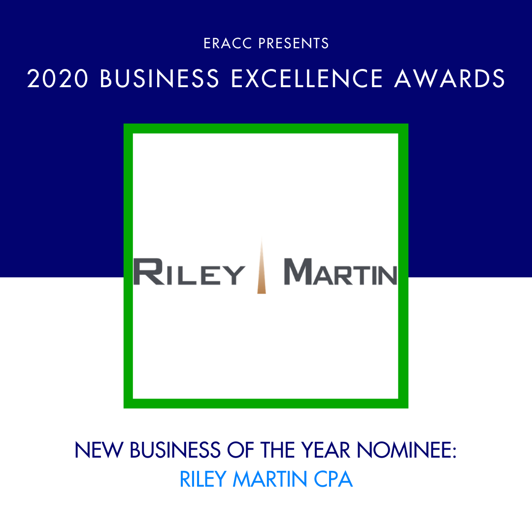Image for New Business of the Year Nominee: Riley Martin CPA