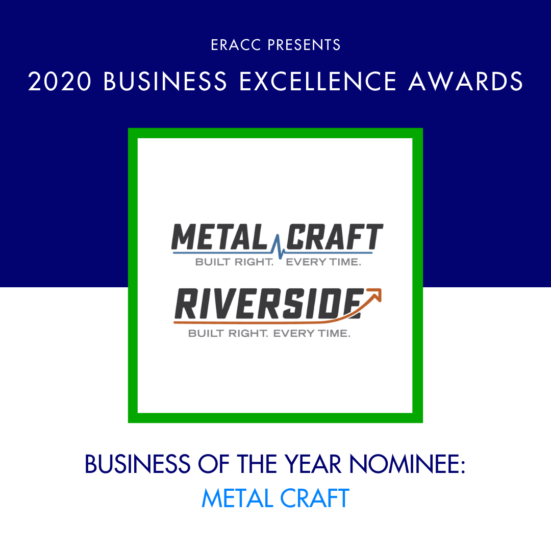 Image for Business of the Year Nominee: Metal Craft
