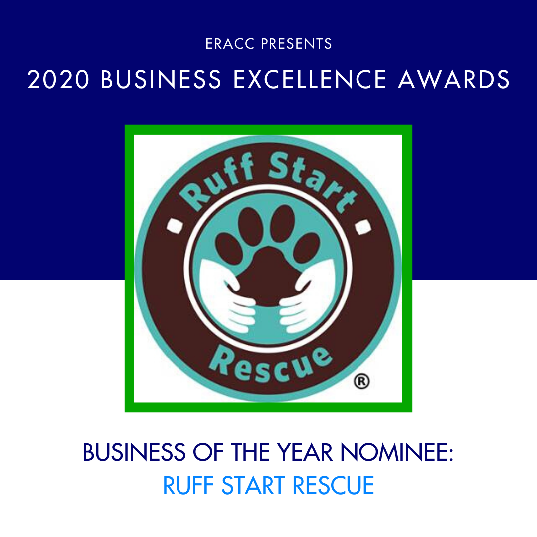 Image for Business of the Year Nominee: Ruff Start Rescue