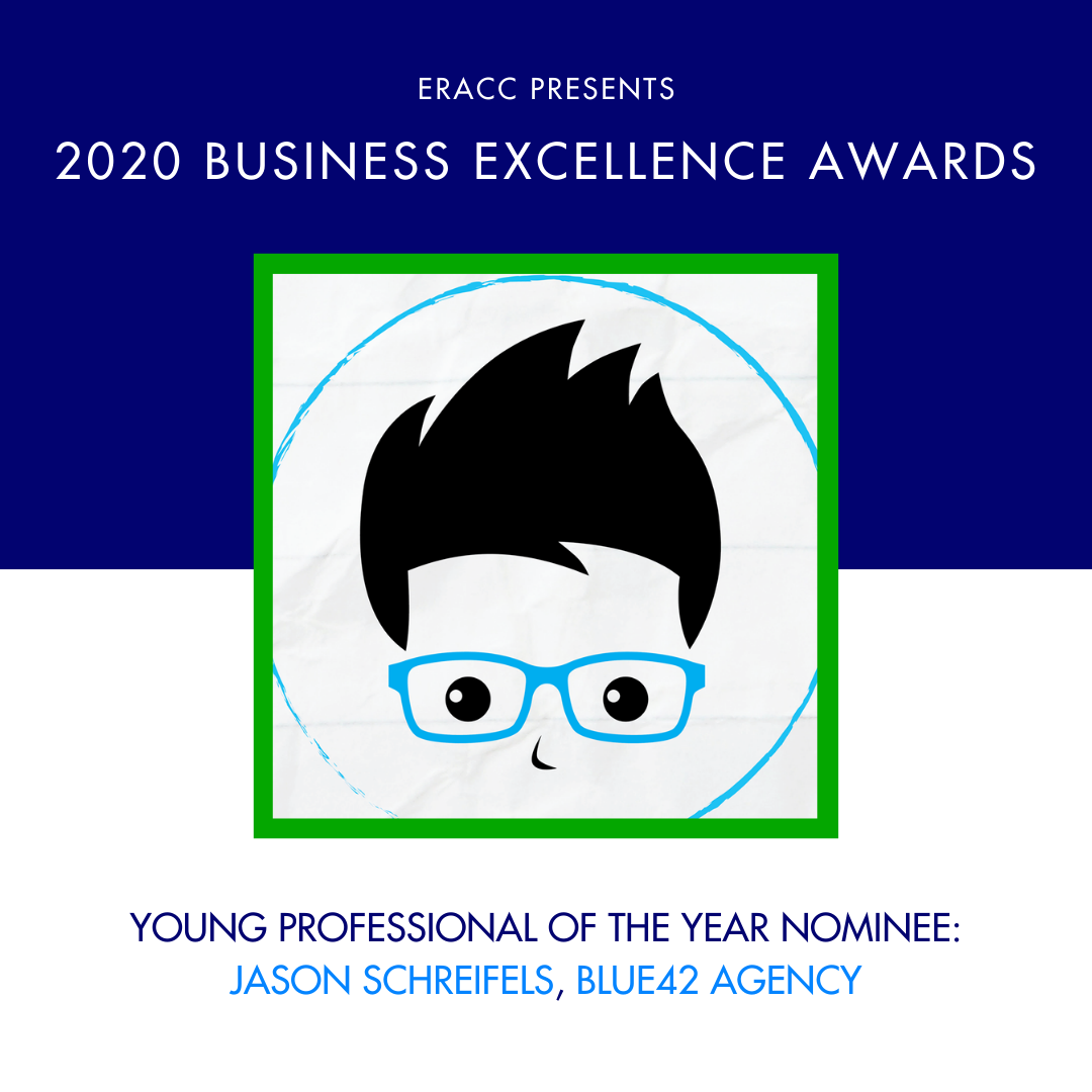 Image for Young Professional of the Year Nominee: Jason Schreifels, Blue42 Agency