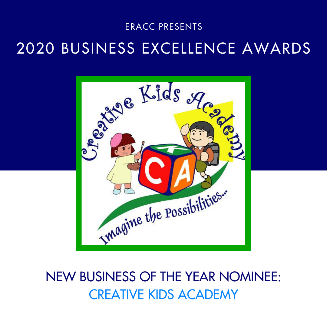 Image for New Business of the Year Nominee: Creative Kids Academy