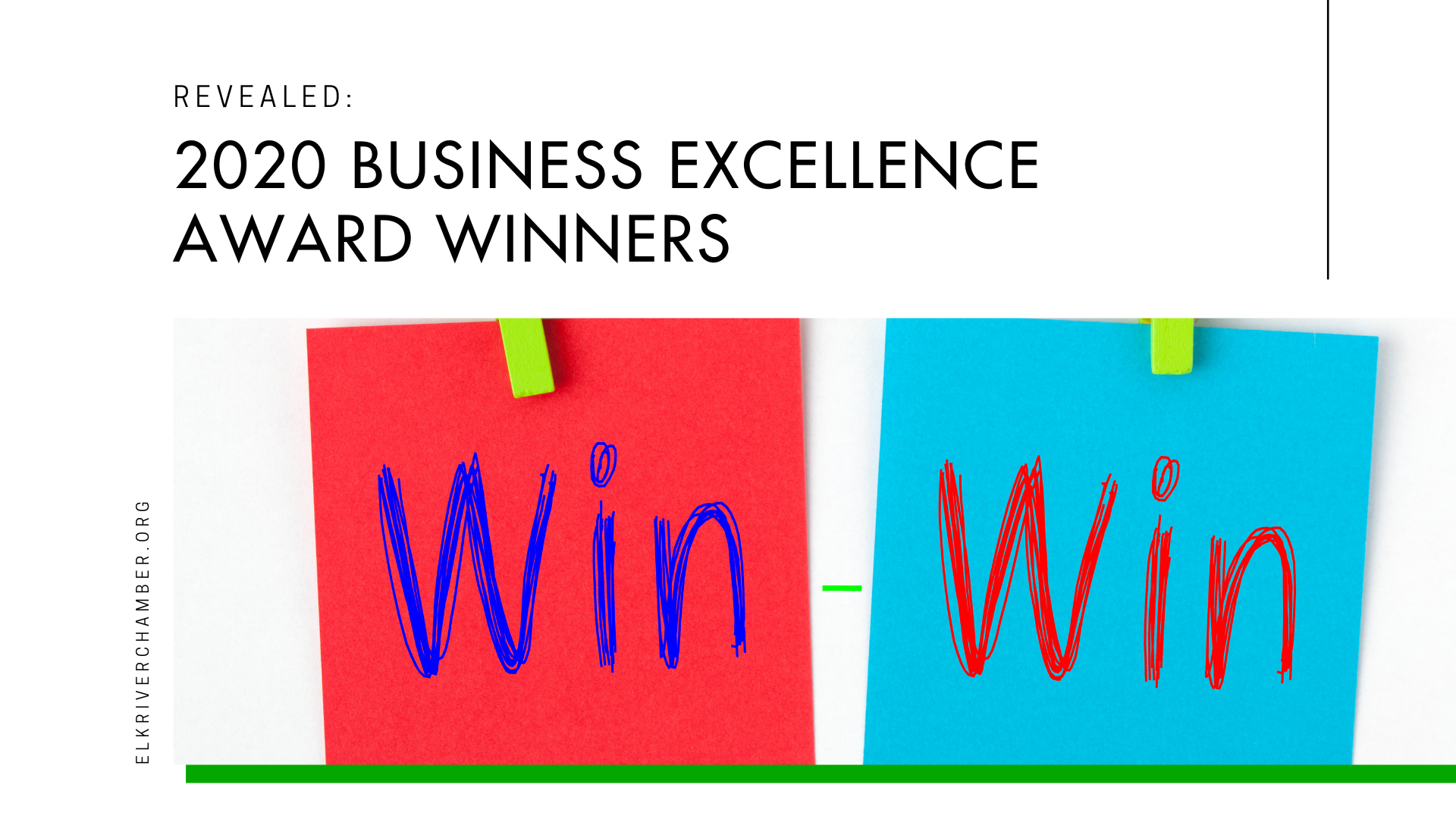 Image for Revealed: 2020 Business Excellence Awards Winners