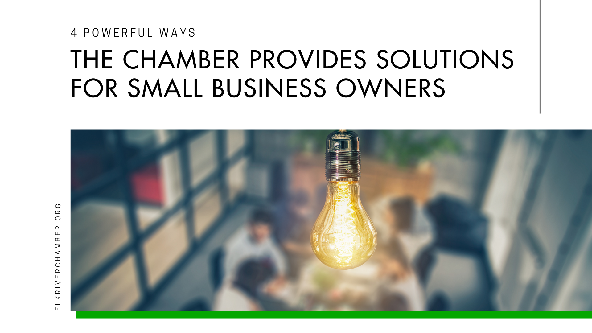 Image for 4 Powerful Ways the Chamber Provides Solutions for Small Business Owners