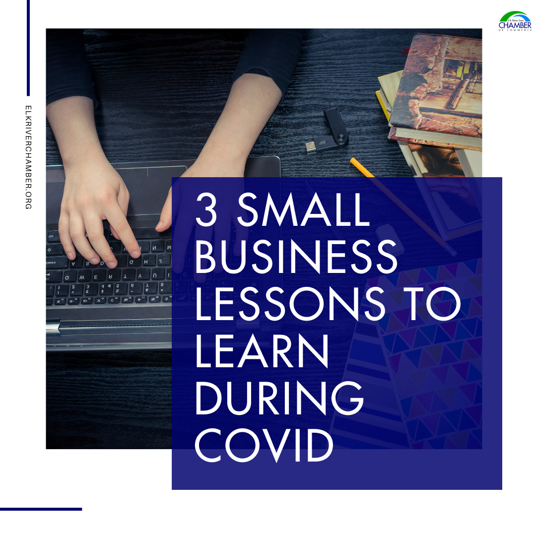 Image for 3 Small Business Lessons to Learn During COVID