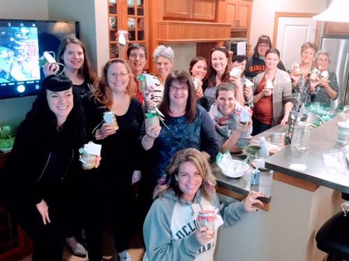 We love our healthy living community members