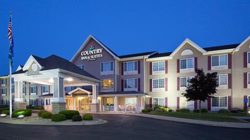 Country Inn & Suites, Green Bay, WI