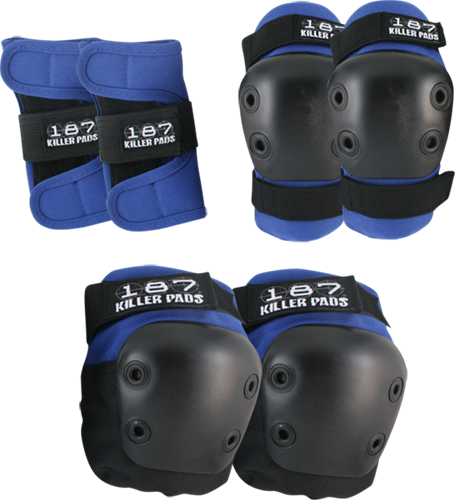Safety is always important in any sport and we carry the best in brands that even the pros use.