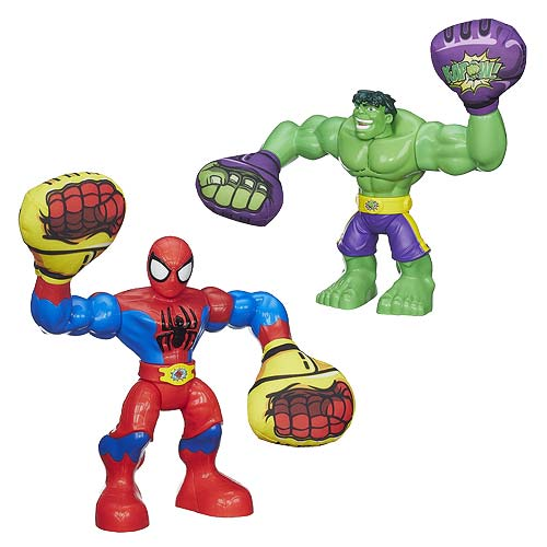 Boys action figures, Transformers, and other popular toys from Hasboro, Mattel, DC comics, and Marvel Comics.