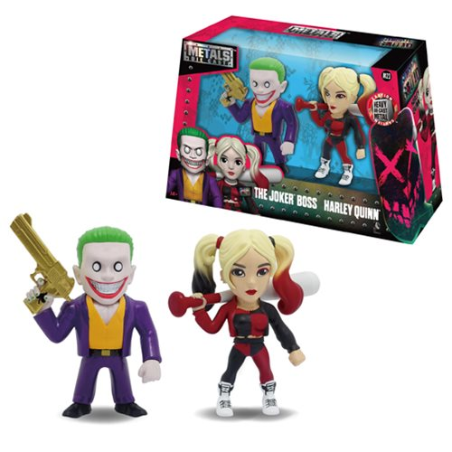 Die cast figures and other fun collectibles featuring new and classic characters from fave movies, comics, & TV series.