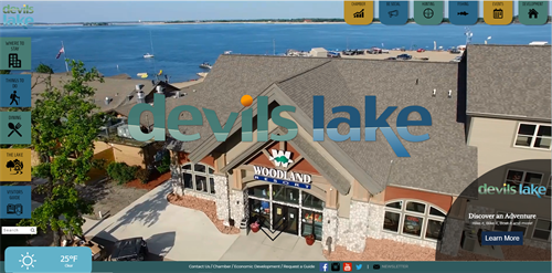 Devils Lake Website