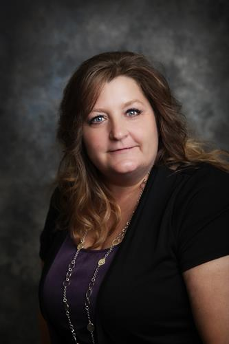 Shari Forcier, Administrative Assistant