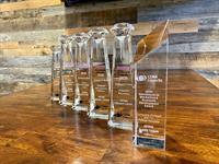 SPIRE Wins Six National Marketing Awards