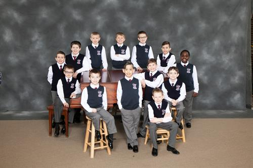 Land of Lakes Choirboys Training Choir (open to ages 8-12)