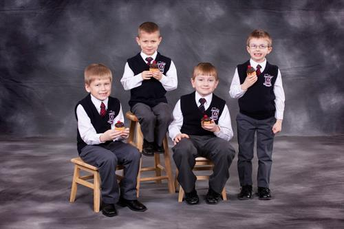 Land of Lakes Choirboys Prep Choir (open to ages 5-7)
