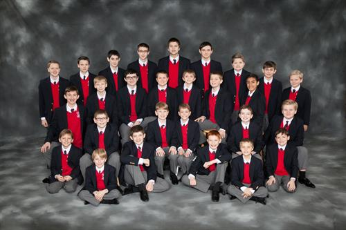 Land of Lakes Choirboys Concert Choir