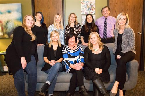DBT and EMDR Specialists Staff