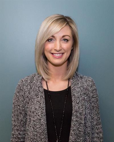 Hallie Corbett- Director of Community Engagement