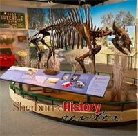 Sherburne History Center - Becker