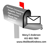 SendOutCards - Mary E Anderson -