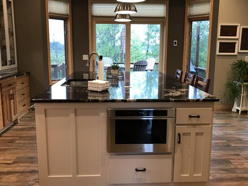 East Bethel Kitchen Island
