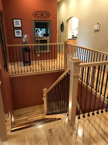 East Bethel Stairway