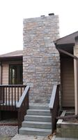 Stone Fireplaces & Exteriors