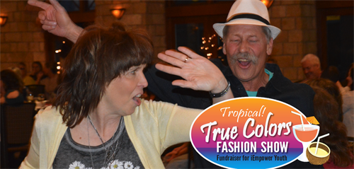 True Colors Fashion Show April 12th