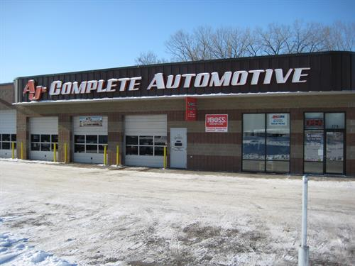 AJ's Complete Automotive