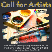 Call for Artists – Sherburne Area Visual Arts Showcase