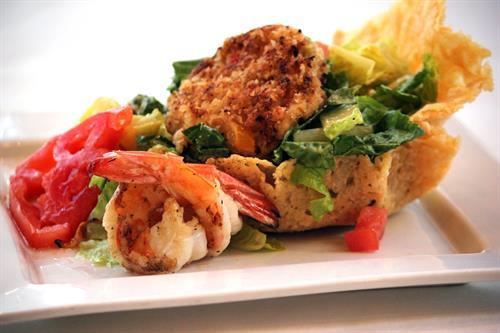 Shrima salad
