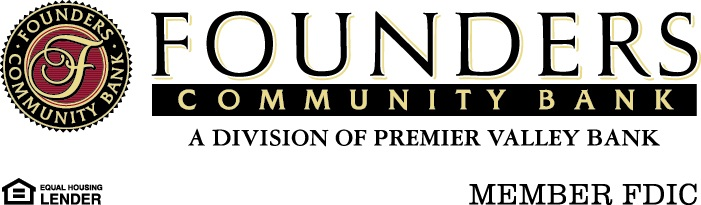 Founders Community Bank - A Division of Premier Valley Bank