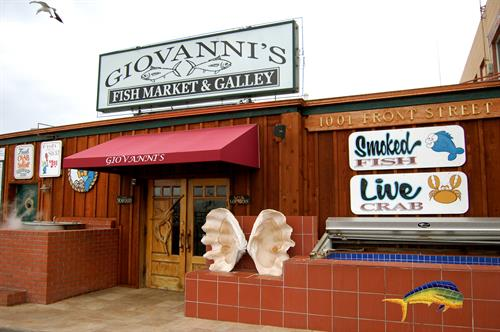 Giovanni's Fish Market and Galley