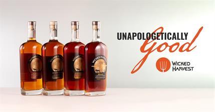 Velvetree Foods, LLC, Wicked Harvest Pistachio Bourbon Whiskey
