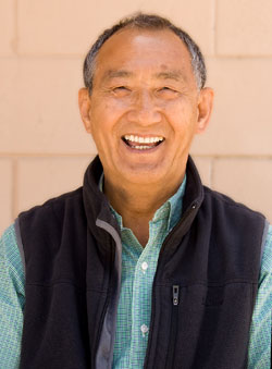 Gordon Lu -- Owner of The Coffee Pot Restaurant
