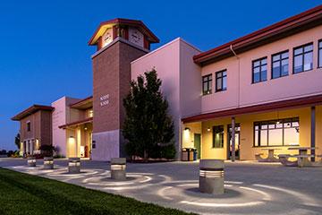 Schwartz Learning Resource Center - North County Campus