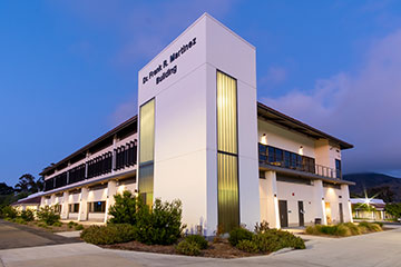 Dr. Frank Martinez Instructional Building - SLO Campus